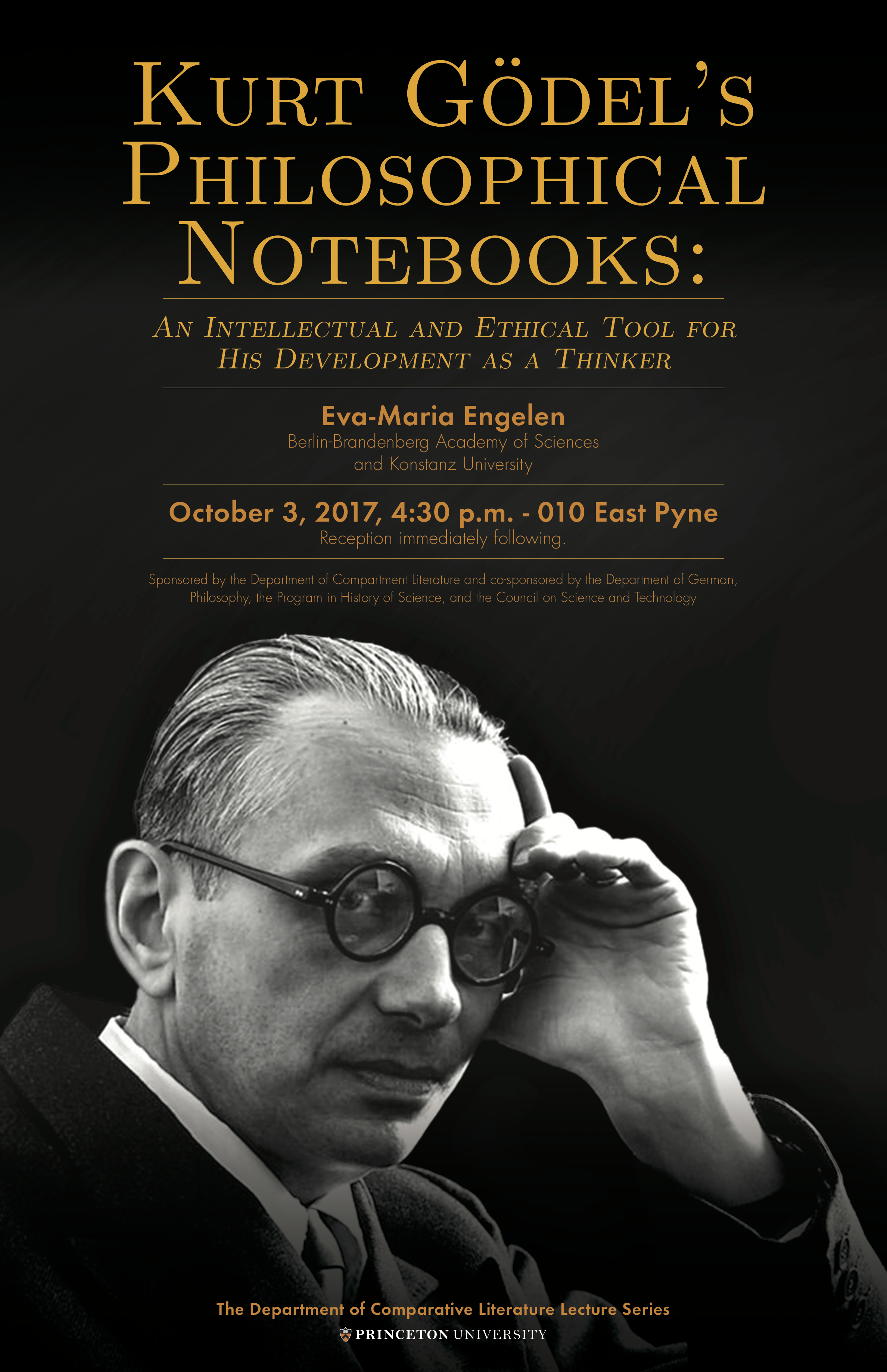 Kurt Gödel's Philosphical Notebooks: An Intellectual and Ethical Tool for His Development as a Thinker by Eva-Maria Engelen