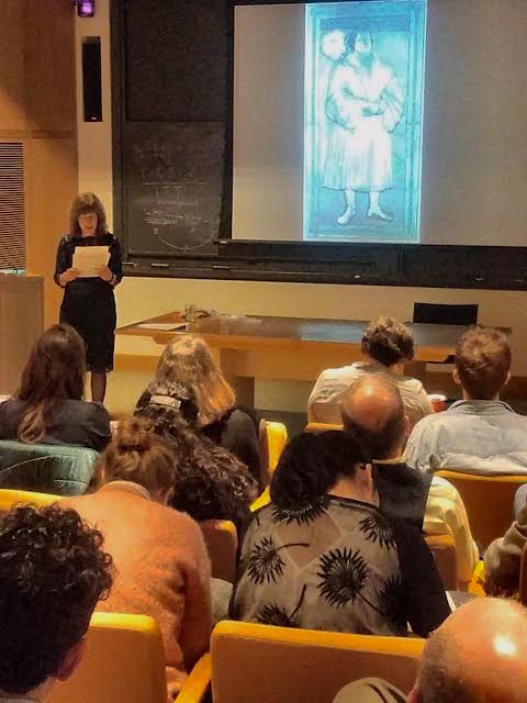 Lyndal Roper Lawrence Stone Lectures 2017: Luther's World, Body and Soul