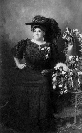 Maggie Lena Walker, 1905. Photo by James Farley, Jefferson Gallery, Richmond, Va. Valentine Museum.