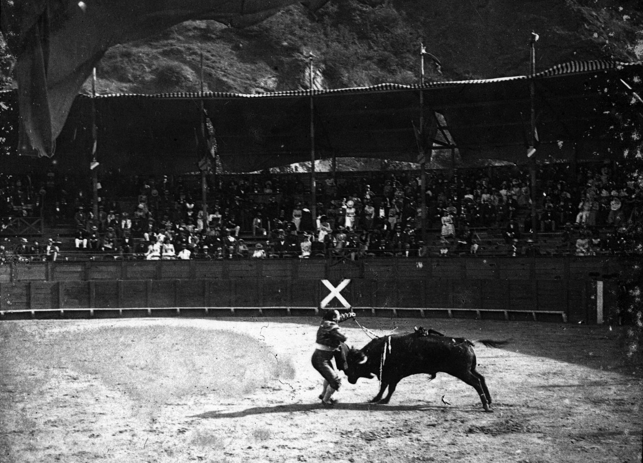 Bullfighting: Mazzantini, Luchon, July 3, 1899