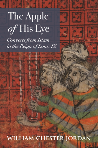 The Apple of His Eye by William Chester Jordan (book cover)