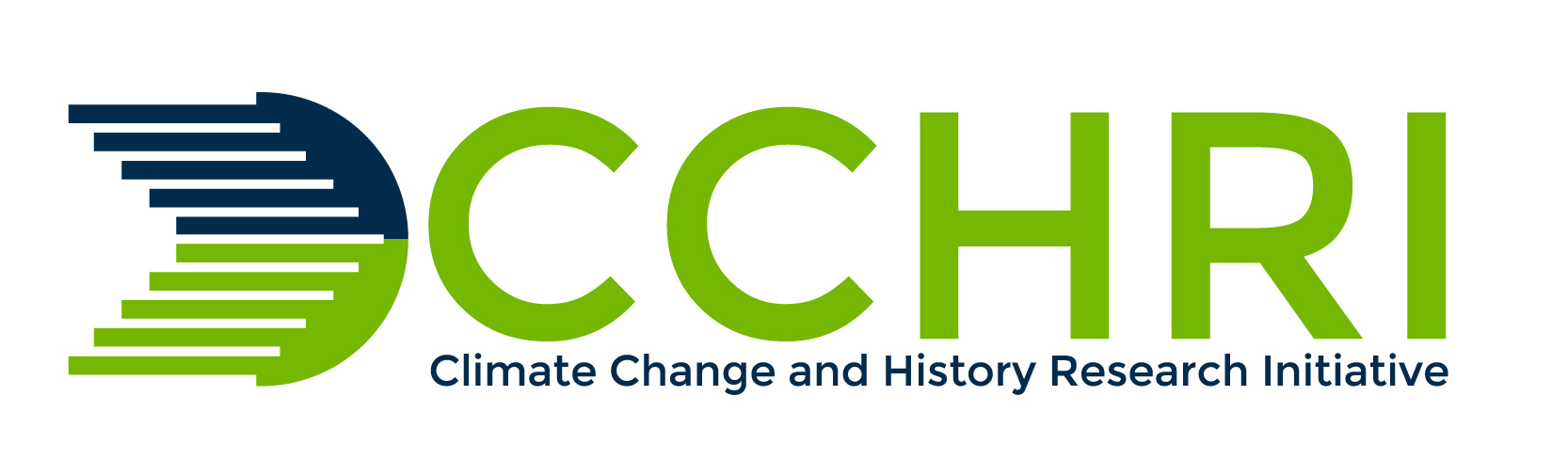 Climate Change and History Research Initiative (CCHRI) logo