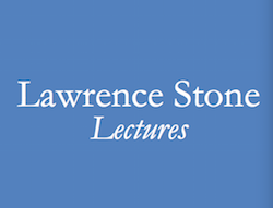 Lawrence Stone Lecture Series