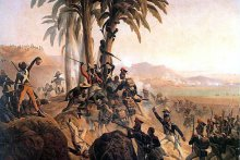 Battle of San Domingo