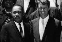 Martin Luther King, Jr. and Robert Kennedy