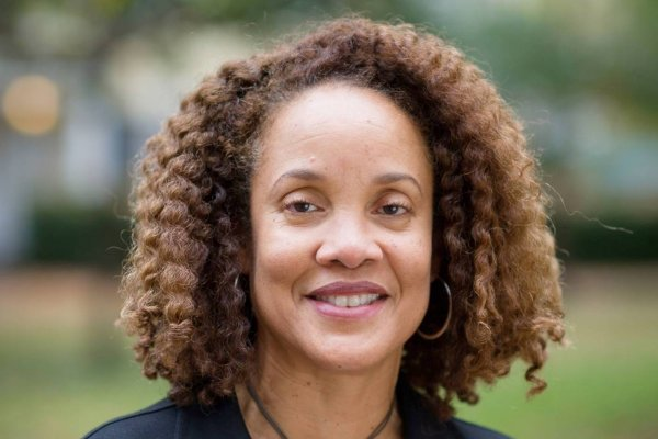 Tera Hunter; Photo courtesy of the Department of African American Studies
