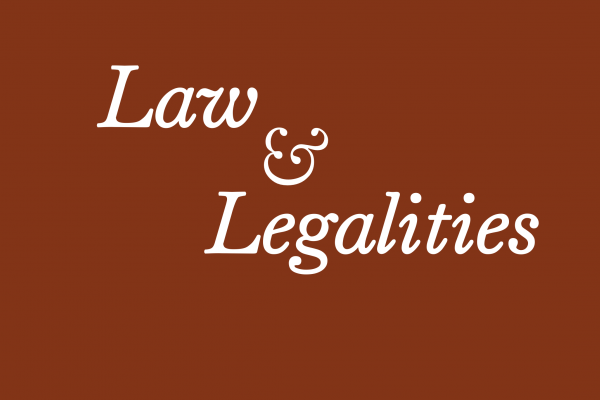 Law & Legalities