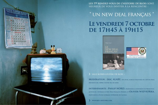 Un New Deal Français Philip Nord