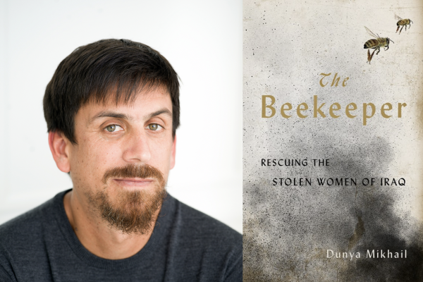 The Beekeeper: Rescuing the Stolen Women of Iraq by Dunya Mikhail and Translated by Max Weiss and Dunya Mikhail