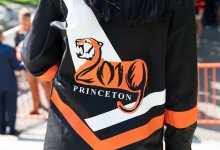 2019 Class Jacket; Photo by Danielle Alio, Office of Communications