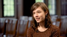 Sarah Carson; Photo courtesy of Video Production Support