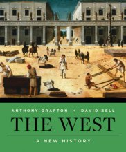 The West: A New History by David A. Bell and Anthony Grafton