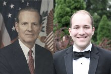 James A. Baker III and Connor Pfeiffer