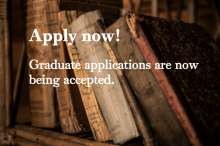 Apply now for Princeton's History Ph.D. program