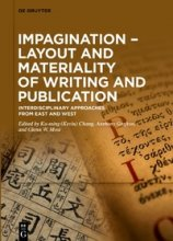 Impagination – Layout and Materiality of Writing and Publication