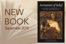 New Book: Formations of Religion: Historical Approaches to Religion and the Secular
