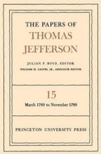 The Papers of Thomas Jefferson, edited by Barbara Oberg